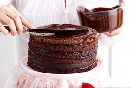 Čokoládové dorty a další čokoládové pochoutky ochutnáte tento víkend ve Valticích.