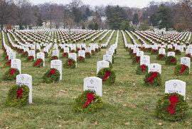 Hřbitov Arlington: Pohnutý příběh místa posledního odpočinku vojáků i prezidentů