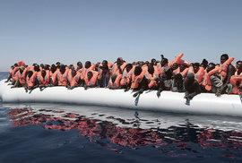 V noci na dnešek doplulo na Kypr z Turecka 305 syrských uprchlíků