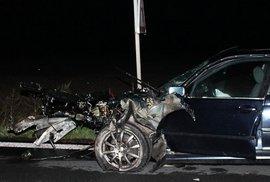 Ukrajinka Mariia Vasylenko dostala za smrt dvou lidí podmínku. Řídila BMW, dostala smyk a narazila do protijedoucího vozu. Muž a žena v něm zemřeli, tříletá holčička utrpěla těžká zranění.