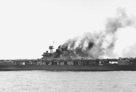 Bitva o Midway: Před 75 lety nastal na malém atolu obrat v pacifické válce