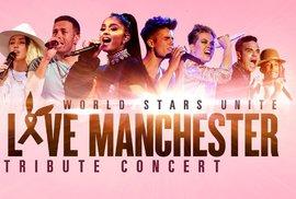 One Love Manchester! Nejznámější muzikanti planety vyzpívali rodinám obětí 300 milionů