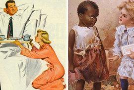 25 reklam, které by už dnes byly zakázané kvůli sexismu, rasismu či propagaci kouření