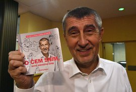 Andrej Babiš je mimo jiné i autor bestsellerů!