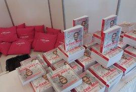 Andrej Babiš představuje svou knihu