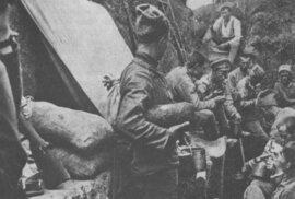 Před 100 lety se českoslovenští legionáři proslavili v bitvě u Zborova