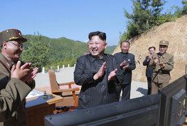 Pofiderní diktátor Kim Čong-un na Ameriku nezaútočí, dobře ví, že by to byl jeho konec