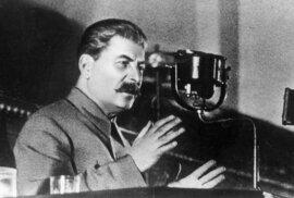 Josif Vissarionovič Stalin - ilustrační snímek.