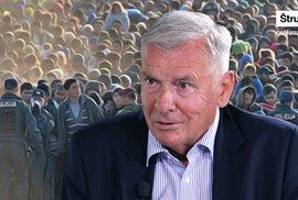 Prezidentský kandidát Kulhánek: Muslimové se musí přizpůsobit. Mešity a burky nedovolím!