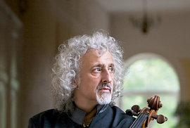 Violoncellový virtuos Mischa Maisky: Nutit dítě do tréninku je normální, milí rodiče