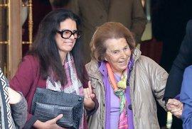 Příběh nejbohatší ženy světa: Vybudovala L'Oréal, nyní žije v ústraní a dcera ji nechala zbavit svéprávnosti