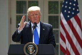 Týden naruby: Babiš v chomoutu, přešitý Trump a islámský terorista, který prý není džihádista