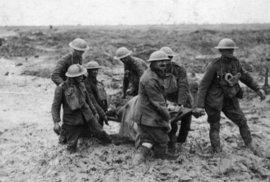 Před 100 lety začala na západní frontě třetí bitva u Yprů, známá též jako bitva u Passchendaele