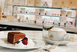 Vídeňský Imperial Torte: Sladký pamlsek aristokratů, který si můžete objednat i poštou