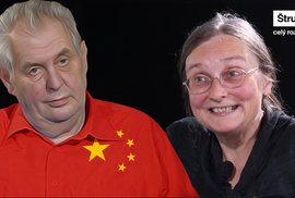 Zeman je pro Číňany nový Havel. Otevře jim dveře do Evropy jako trojský kůň, tvrdí sinoložka