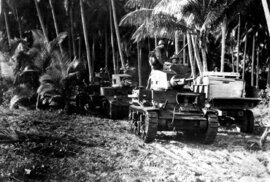 Sedmého srpna 1942 se Američané vylodili na ostrově Guadalcanal.
