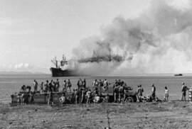 Před 75 lety zahájili Američané vyloděním na Guadalcanalu ofenzívu v Tichomoří