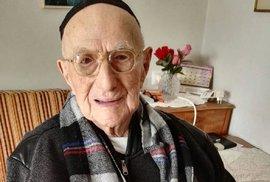 Ve věku 113 let zemřel nejstarší muž planety: Polák žijící vIzraeli zažil hrůzy holocaustu i první válku