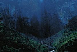 Za přírodními krásami venezuelské divočiny: Andělův vodopád