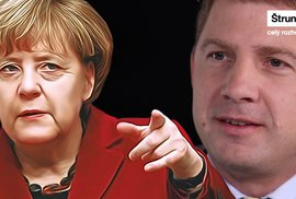 Merkelová rozdala uprchlíkům milion pozvánek. Do Česka mohou přijít kdykoli, varuje…