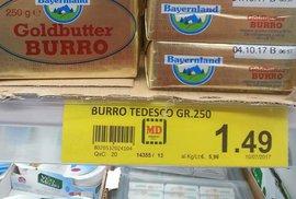 Jak je to sakra s tím máslem?