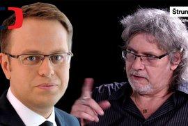 Zpravodajství České televize je semeniště chyb, manipulací a polopravd, tvrdí Petr Žantovský