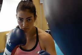 Abych mohla boxovat, musela jsem přemluvit maminku. Ring je splněný sen, říká Lucie …