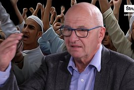 Kvůli migraci budou společenské nepokoje, vznikne úplně nová vrstva lidí, tvrdí spisovatel Ondřej Neff