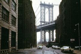 """New York vypadal v 70. letech na některých místech hrozivě, pak se jej podařilo """"vyčistit"""". Podívejte se na fotografie"""