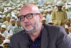 Migraci muslimů nejde zastavit. Války mocností ji vyživují a vedou nás ke kolapsu, varuje egyptolog Bárta