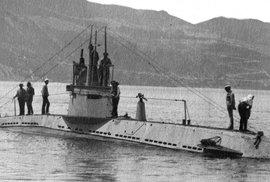 Ponorky císaře pána: Za první světové války Češi vynikli v boji pod vodou