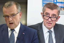 Miroslav Kalousek: Babiš z nás chce udělat ustrašené zaměstnance holdingu. Je to lhář