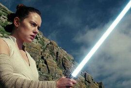 Přidá se poslední Jedi k temné straně? Nové Hvězdné války ukázaly ponurý trailer