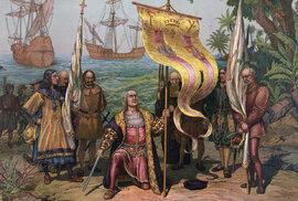Před 525 lety Janovan ve španělských službách Kryštof Kolumbus objevil Ameriku