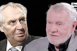 Jaromír Štětina: Zeman je nemocný stařec a kolaborant. Měl by být souzen za velezradu!