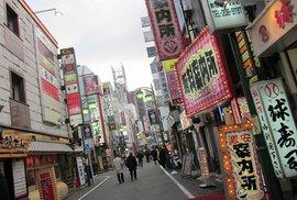 Japonsko 2011