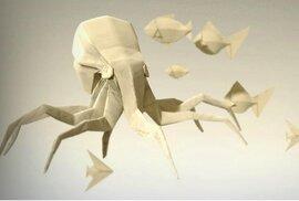 Unikátní origami ze Švýcarska
