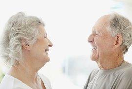 Dobrá nálada je pro dlouhověkost důležitá