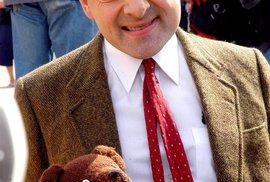 Mr. Bean a jeho slavný Tedy Bear