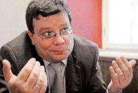 Alexandr Vondra přepil prezidenta Jelcina. Ten byl kanonýr první ligy opilých politiků
