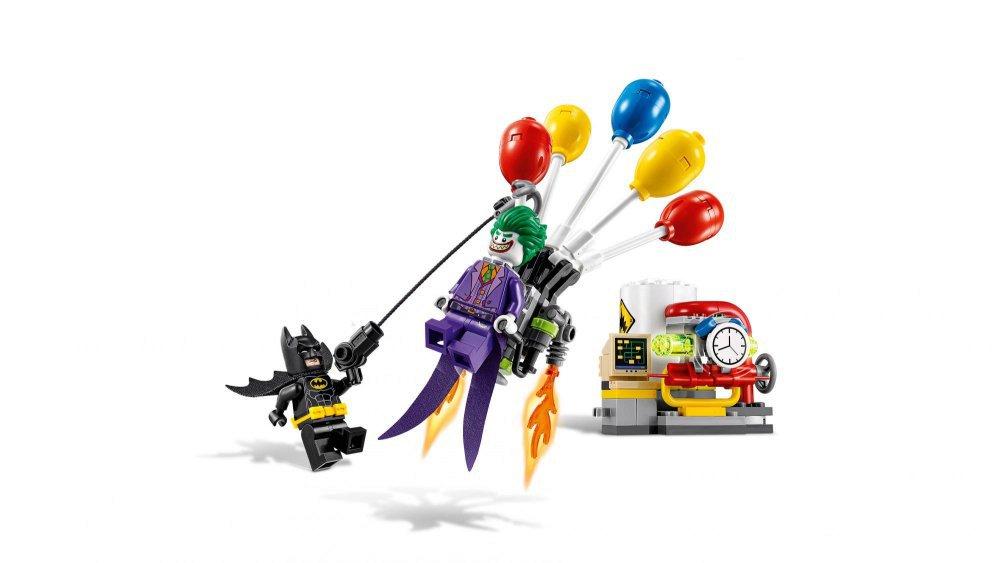 LEGO® Jokerův útěk v balónu
