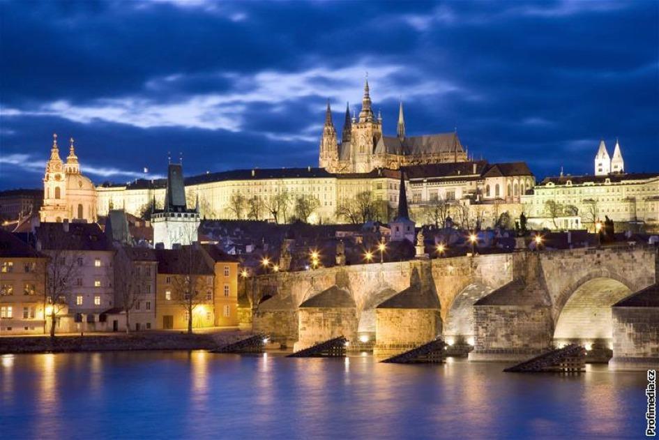 Pražský hrad – hlavní město Praha, okres Praha