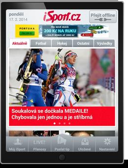 iSport aplikace