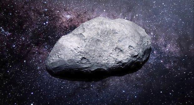 Planetka uprchla na okraj Sluneční soustavy