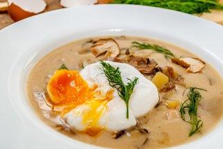 Nejlepší recepty z hub: Kulajda, bramboračka i houbová omáčka