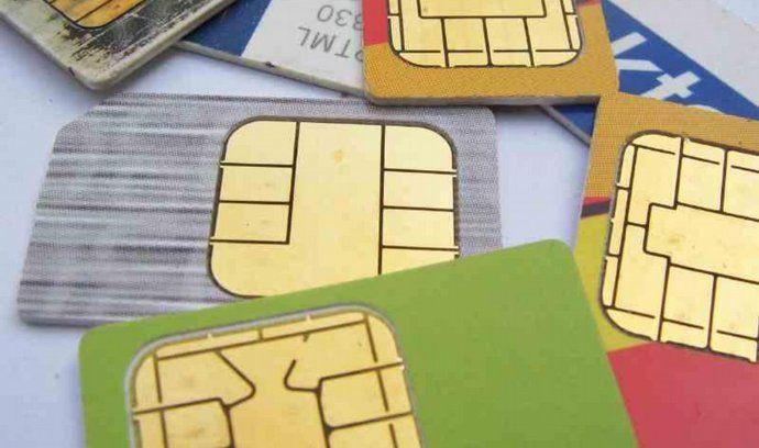 Klasické SIM karty