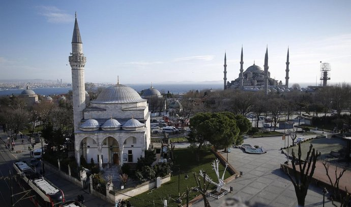 Centrum Istanbulu