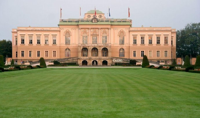 Casino Salzburg, jedna z poboček Casinos Austria