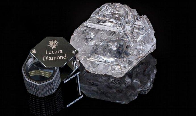 Diamant, který má 1111 karátů