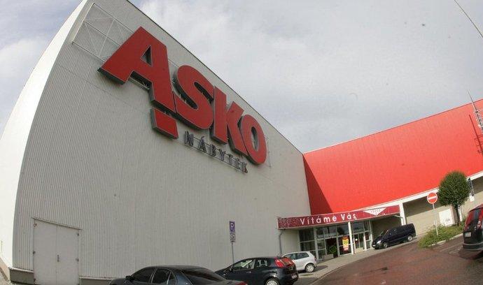 ilustrační foto, Obchodní dům Asko